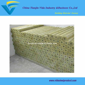 Excellent Rock Wool Pipe Insulation Materails with CE pictures & photos