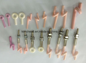 High Purity Ceramic Snail Guide with Screw 4mm/Wire Winding Machine Parts pictures & photos