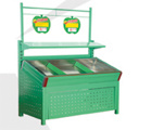 Double Layers Stainless Steel Board Vegetable Rack Ks-106