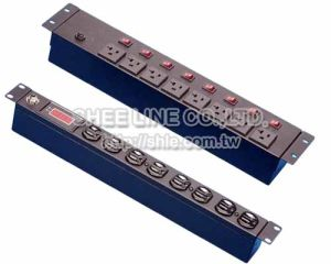 Surge Protection (PDU) Power Distribution Unit (SL-3M-15A / SL3M2U-20A)