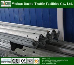 Aashto M180 Hot DIP Galvanized Highway Steel W Beam Guardrail pictures & photos