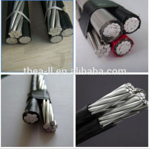 ABC Aerial Bundle Cable-NFA2X Triplexe Drop Wire