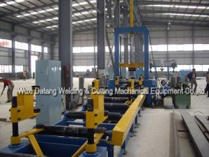 H Bem Assembly Machine/H Beam Prouction Line/H-Beam Welding Line pictures & photos