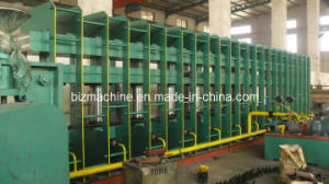 Conveyor Belt Hot Plate Vulcanizing Press Machine pictures & photos