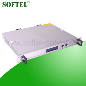 2014 New 1550nm Fiber Optic CATV Amplifier with Low Noise High Output and Reliability for FTTX Pon Network pictures & photos