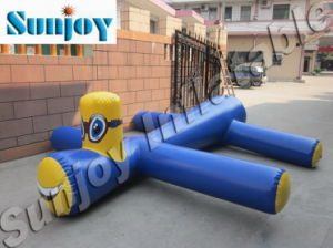 2010 Inflatable Water Riding, Hunter, Water Game