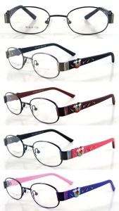 Economic Stainless Steel Kids Optical Frame (OMK120053A) pictures & photos