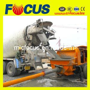 Hbts60.13.130r 60m3-80m3/H Diesel Trailer Stationary Concrete Pump pictures & photos