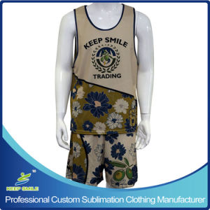 Custom Sublimation Boy′s Lacrosse Sports Clothing pictures & photos