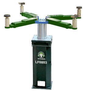 in-Ground Single Post Lift/Pit Type Lifts with CE Lf0803