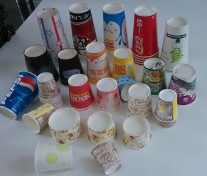 High Efficiency Used Paper Cup Machine pictures & photos