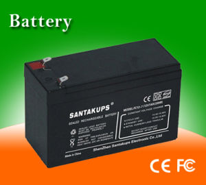 Sealed Rechargeable Lead-Acid Battery pictures & photos