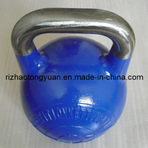 12kg Precision Competition Kettlebell pictures & photos