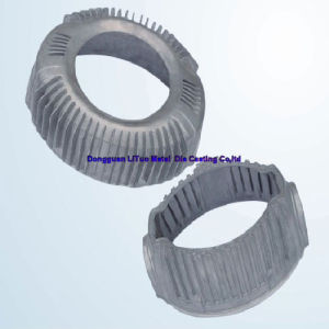 Aluminum Die Casting for Light Fitting Ceiling with SGS, ISO9001: 2008 pictures & photos