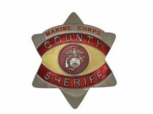 Lapel Pin Police Badge