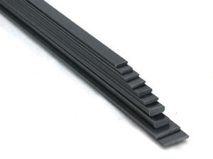 Various Sizes of Flexible Carbon Fibre Bar/Strip for Bow pictures & photos