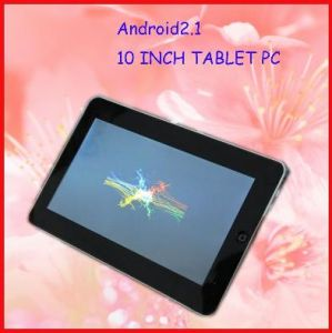 10 Inch MID PC With Android 2.1 OS (M-10)
