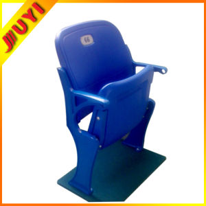 Folding Stadium Seat Cushion with Back Chair Stadium Chair for Sports Blm-4671 pictures & photos