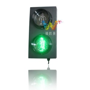 New Mini 125mm School Teaching LED Pedestrian Light pictures & photos