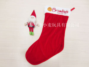 Festival Red Sock Christmas Toy