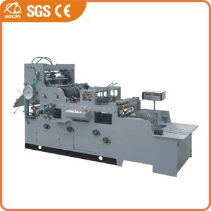 Full Automatic Pocket Envelope Making Machine (ACZF-820A) pictures & photos