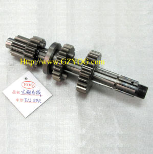 Yog Motorcycle Spare Parts Main Shaft Complete Gear Box Indian Models Tvs Bajaj pictures & photos
