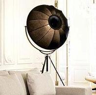 Pallucco Fortuny Ornament Floor Lamp (MSFL12)