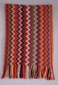 100% Acrylic Knitted Scarf (HD965)