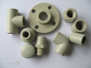 Pph 90 Degree Elbow/Pph Pipe Fittings for Good Quality and Competitive Price