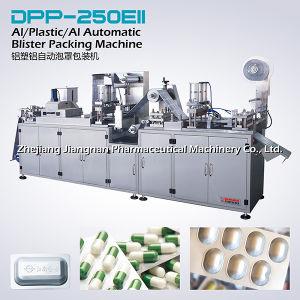 Al-Plastic-Al Automatic Blister Packing Machine (DPP-250EII) pictures & photos