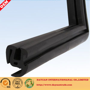 Glazing Profiles, Glazing Weatherstrip, EPDM Windshield Seal pictures & photos