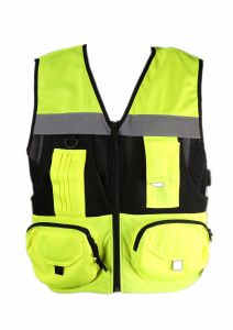 Hot Sale Safety Vest with Reflective Tape pictures & photos