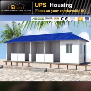 Sandwich Panel Steel Structure Container House for Accommodation pictures & photos