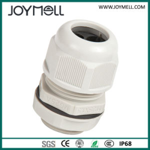 IP68 Waterproof Nylon Plastic M25 Cable Gland pictures & photos