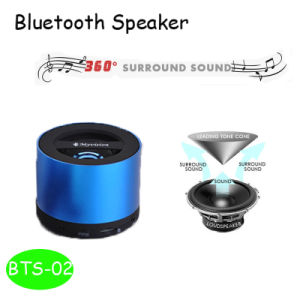 New Hot Sale Mobile Speaker with Bluetooth 3.0 (BTS-02) pictures & photos