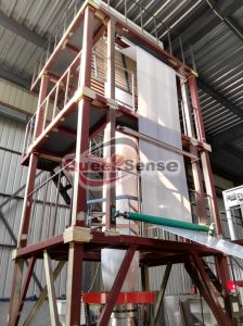 3 Meter 3 Layer Film Blowing Machine pictures & photos