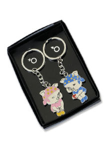 Lovely Cartoon Pig Key Chain Promotion Gifts pictures & photos
