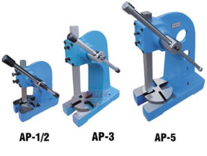 Arbor Press Machine (Hand Press AP-1/2 AP-1 AP-2 AP-3 AP-5) pictures & photos