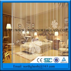 6mm Silk Screen Printing Colored Glass pictures & photos