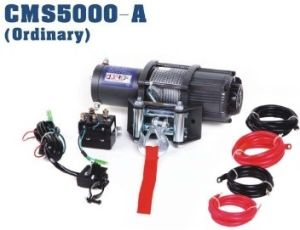 5000lbs ATV Winch with Mounting Plate Strong and Safe Expert pictures & photos