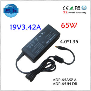 19V 3.42A 65W Adaptor Switching for Asus P U V6 V68 W1 W3 W5 W6 W7 X5 Serie