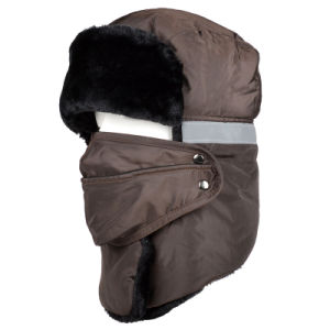 Sale Reflective Bomber Winter Super Warm Hats Sports Snow Outdoor Aviator Ear Flaps Cap for Men&Women pictures & photos