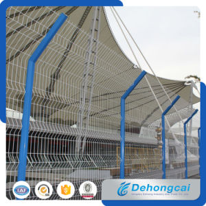 Powder Coated Ornamental Iron Wire Mesh Fencing pictures & photos