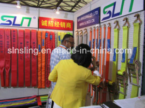 Ratchet Straps with E Tracking Fittings pictures & photos