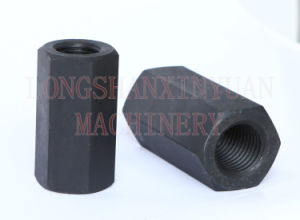 Deluxe Steel High Hardness Extension Nut pictures & photos