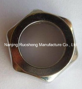 Stainless Steel Nut-Machining- for Packaging Machine
