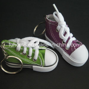 Eco-Friendly PVC Shoe Keyring / Keychain for Promotion pictures & photos