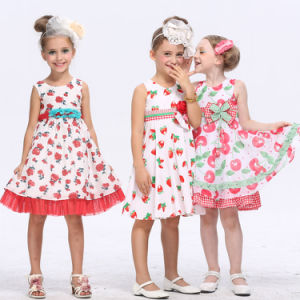 2014 Latest Kids Frocks Designs (2235#)