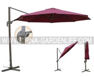 Dia. 3.3m Aluminum Garden Parasol (NUG-036-1)
