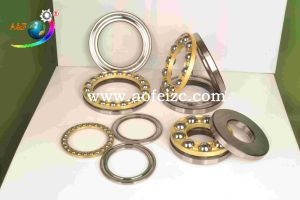 A&F factory Thrust Ball Bearing 51308 for Engineering Machinery pictures & photos